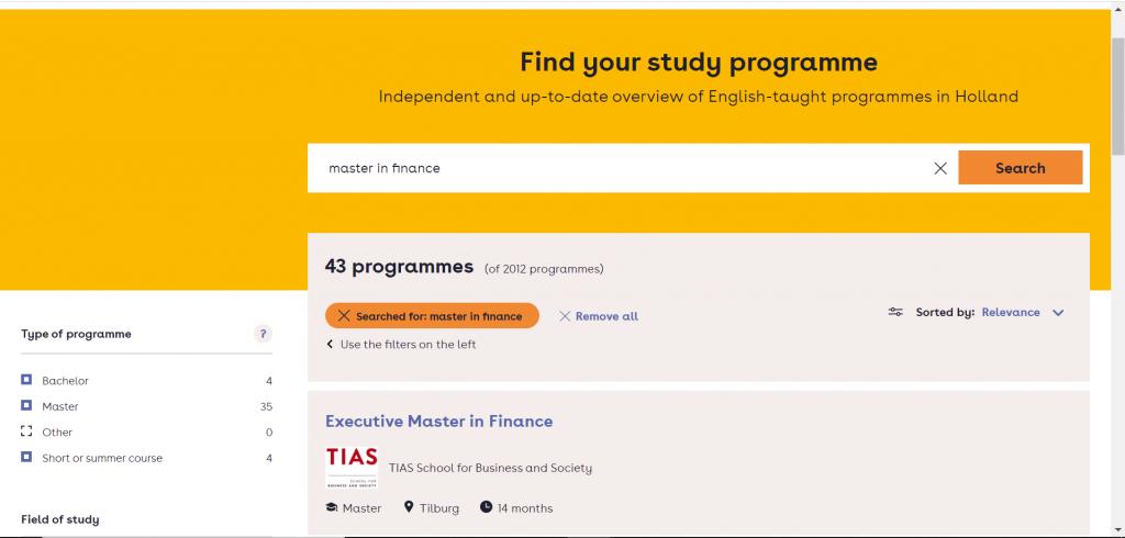 https://www.studyfinder.nl/
