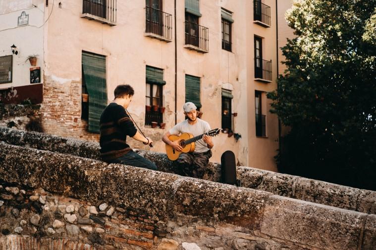 Musik di Andalusia
