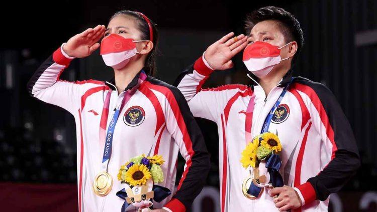 Medali Emas Olimpiade Tokyo 2020: Kado Spesial HUT RI Ke 76